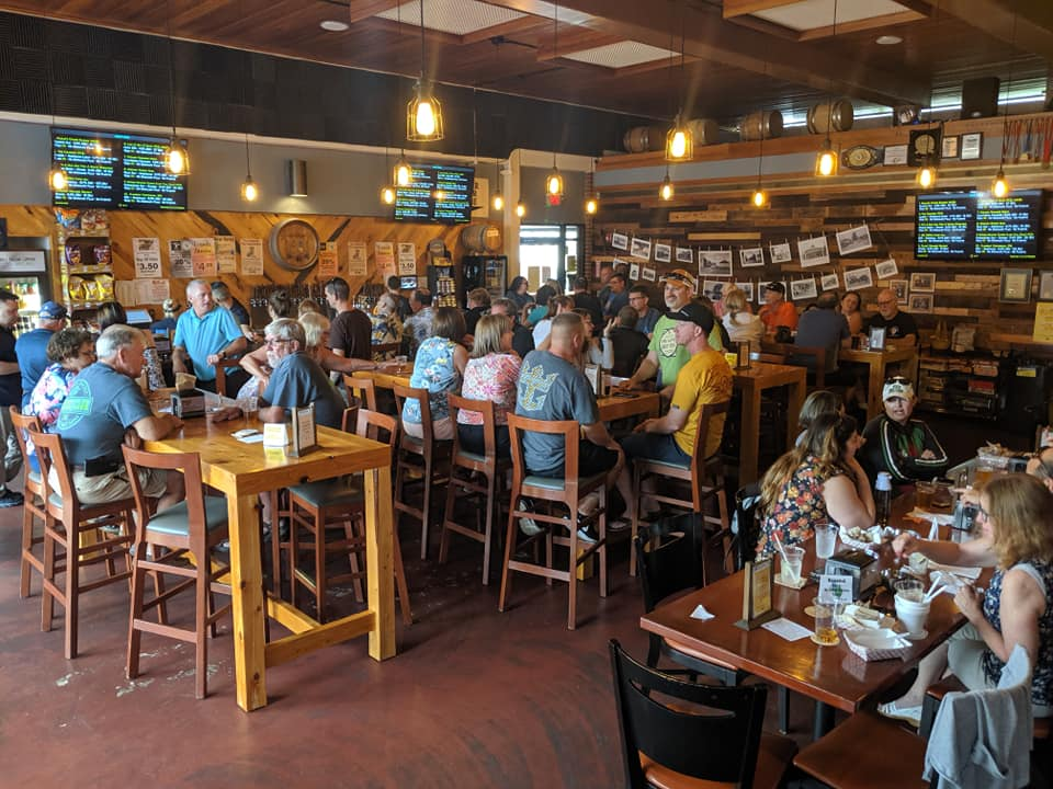 Zephyrhills Brewery and Eatery